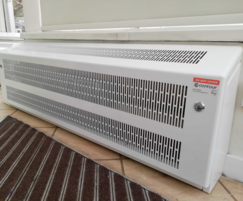 Radiators covers have pencil-proof covers