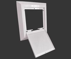 Anti-ligature ventilation grilles