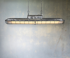 Warwick brass strip light