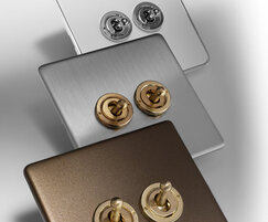 Soho Lighting Company: Fusion, Screwless Socket & Switches Collection