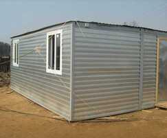 Insulated modular portable cabin