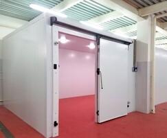 Refrigerating chamber