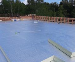 PIR Plita® flat roof insulation boards (foil-faced)