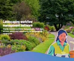 Re Flow Landscaping workflow management software