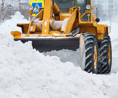 Snow clearing for business clients