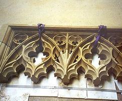 Tracey window replacement to Burnmoor Church, Durham.