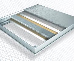 Bilco UK: Bilco gets lift-off with 70% lighter floor access covers