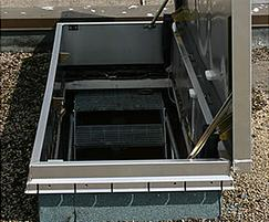 L-50TB service stair access hatch