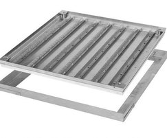7500 Series medium-duty floor access cover