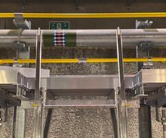 Aluminium Ladder Up® Safety Posts