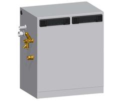 Midi Fill Plus 150D pressurisation with degassing unit.