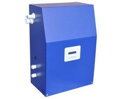 Wallpres 2000 twin pump wall mounted unit.