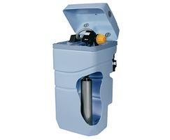 Aquabox compact storage tank and pressurisation unit