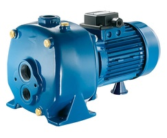 Jet PA self priming water supply pump