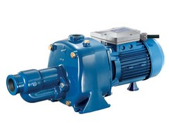 Jet JA self-priming water supply pump