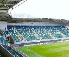 Ferco FCB M and Arc stadium seating at Windsor Park