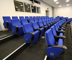 Ferco's FT10 Wrimatic lecture theatre chair