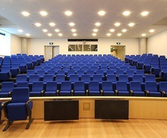 Auditorium seating - Sydney University lecture theatre