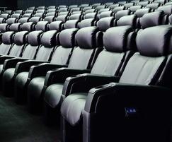 Opus reclining cinema chairs