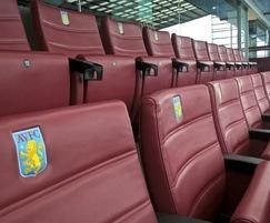 Ferco ARC VIP seating for football stadium