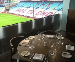 VIP seating - Aston Villa Hospitality