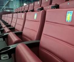 Director's Box VIP seating - Aston Villa FC