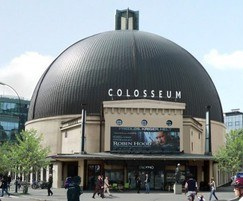 Iconic Colosseum Kino in Oslo