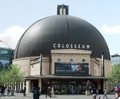 Iconic Colosseum Kino in Oslo