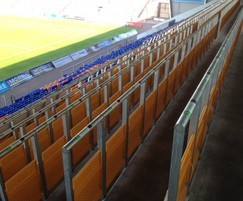 Ferco RailSeat stadium seating