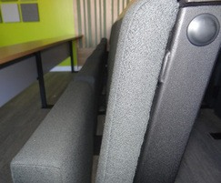 Athena seating offers ease of maintenance