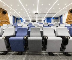 FT10 lecture theatre seating for Dundee University