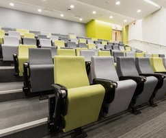 FT10 is a luxurious, executive-style lecture room seat