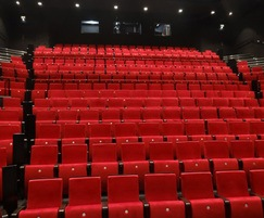Primera Beaufort seats used for the theatre renovation