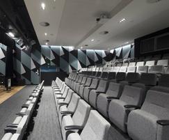 Pacific auditorium seating