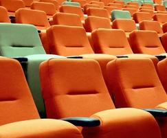 Primera Pacific auditorium seat