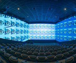 Panoramic cinema experience, ScreenX,, GSC Malaysia