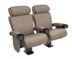 Ergonomic VIP seating solution for cinemas