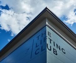 Gymshark Lifting Club UK HQ (Richard Kiely)
