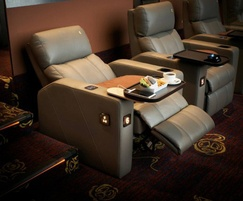 Ferco Seating Systems: Dinner and a movie with Ferco Seating