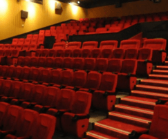 Paragon 755 cinema seating