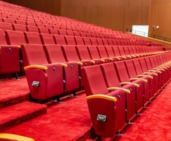 Primera Beaufort seating has a contemporary design