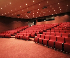 Primera Beaufort seating is suitable for auditoriums