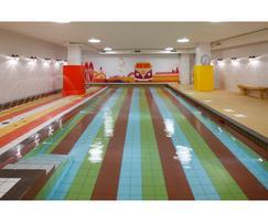 Children 39 S Swimming Pool Complex London Guncast Swimming Pools Esi Interior Design