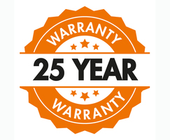 SmartBoard composite decking has a 25-year warranty