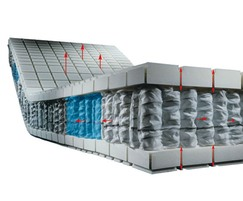 Top Point 4000 Spring core mattress