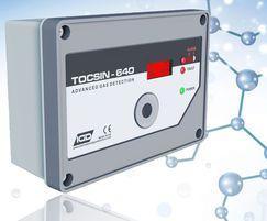 TOCSIN 640 Addressable Detector Control Panel