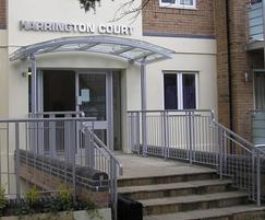 Bespoke curved canopies