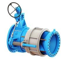 Series 3300 fixed cone free discharge valve
