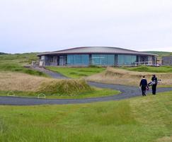 The Clubhouse at Castle Course