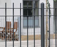 Modena railings